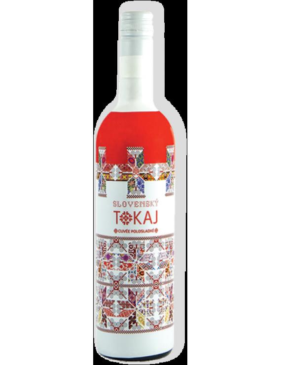 Víno Urban - Slovenský Tokaj - Cuvée polosladké 0.75l