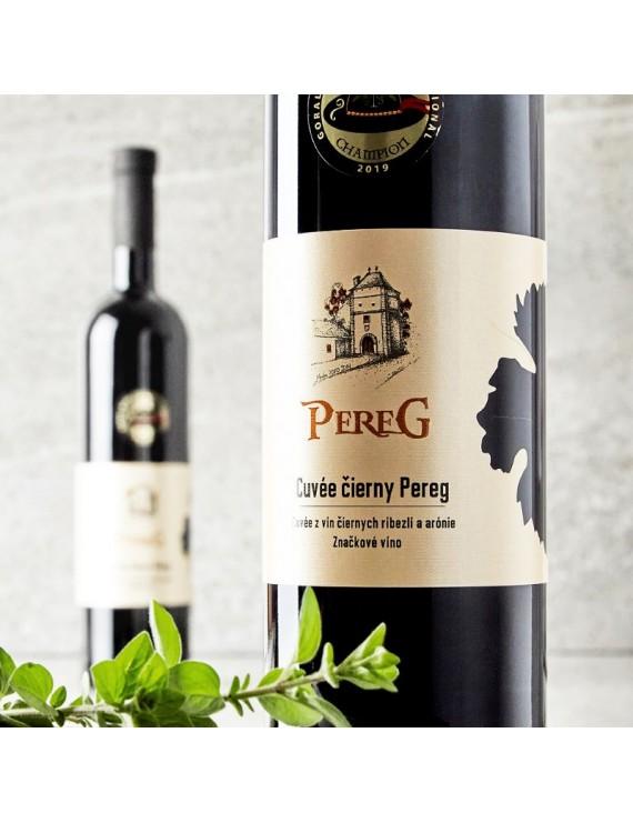 Pereg - Cuvée čierny Pereg 0,75l