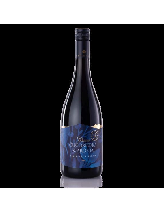 Miluron - Cuvée Čučoriedka & Arónia 0,75 l