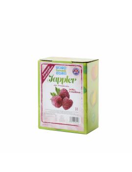 Farmárik - Jablčná šťava s malinou - 3 L