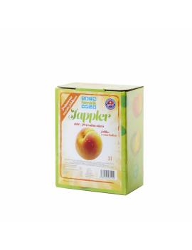 Farmárik - Jablčná šťava s marhuľou - 3 L