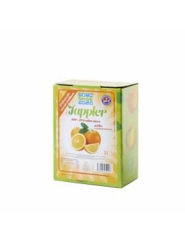Farmárik - Jablčná šťava s pomarančom - 3 L