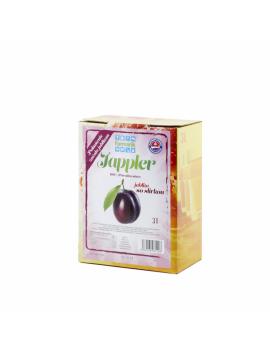 Farmárik - Jablčná šťava so slivkou - 3 L