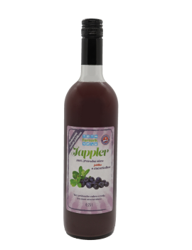 Farmárik - Jablčná šťava s čučoriedkou - 750 ml
