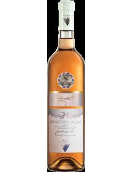 Valenta - Frankovka modré rosé 2017 0,75l